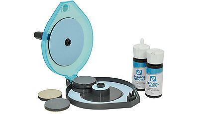 Mercury 126.174 Handy Kit To Repair Your Old CDs & DVDs Disc Scratch Repair Kit