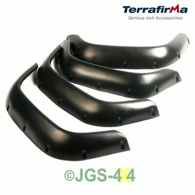 Land Rover Defender Extra Wide Wheel Arch Kit TERRAFIRMA - TF110