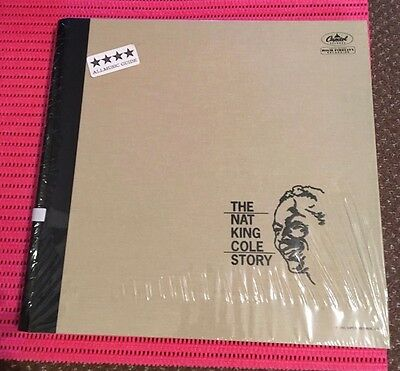 THE NAT KING COLE STORY (Vinyl, Jan-2011, Analogue) 5 LP's AUDIOPHILE 45 RPM