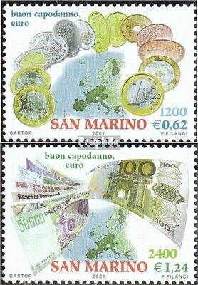 San Marino 1980-1981 (complete issue) unmounted mint / never hinged 2001 Introdu