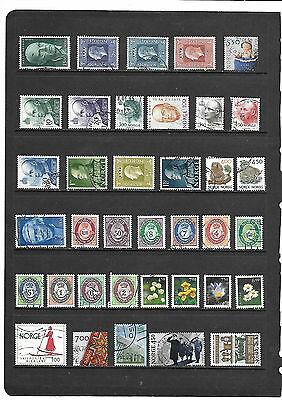 Collectors Clearout - Norway - selection #29