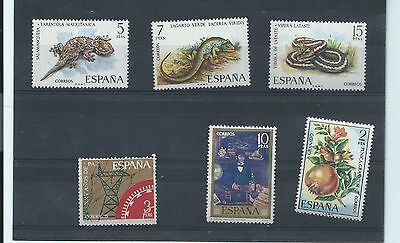 Spain stamps. MNH lot - see description. (T249)