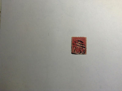 Trinidad,Britannia 1dD Brownish red SG 2,
