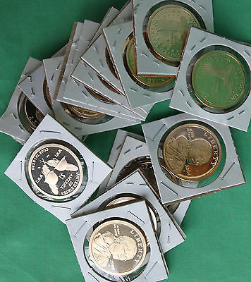 2000 S through 2016 S $1 Proof Sacagawea Native American Dollars 17 Proof Coins