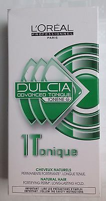 L'oreal Professionnel Dulcia Advanced Tonique 1 Fortifying Perm For Natural Hair