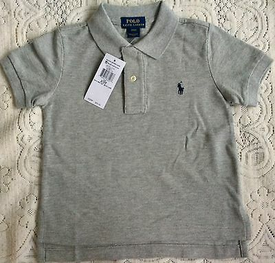 New Ralph Lauren Boys Polo-shirt L-14-16Y