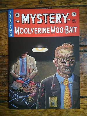 The Mistery of Woolverine Woo-Bait de Joe Coleman