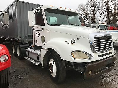 2006 Freightliner Columbia Daycab wet kit