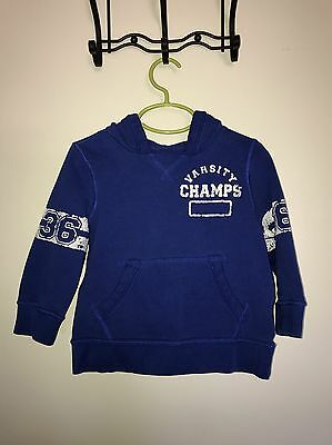 Children's Place Pullover Hoodie Sweater Boys 3T