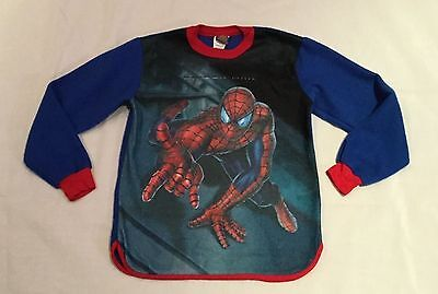 NWT Boys Kids Spider-Man Sweater Size 14