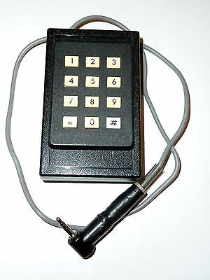 Lowe Communications Receiver Direct Entry Keypad (Keypad Part Only)