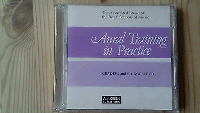 ABRSM Aural Training in Practice GRADES 4 and 5 Double CD