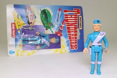 Matchbox 41759; Thunderbirds Figure; John Tracy; Excellent Sealed on Card