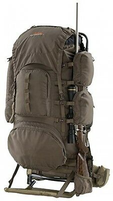 New Hunting Frame Pack Bag Rifle Game Meat Hiking Camping Gear Outdoor Fishing