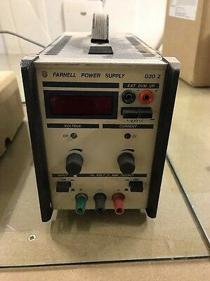 Farnell Instruments Power Supply D30 2