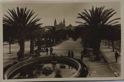 Malta 1934 Floriano Picture Post Card From Valletta To Germany