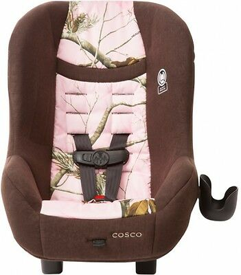 Car Seat Baby Infant Toddler Child Rear/Front Facing Safety Girls Pink Camo