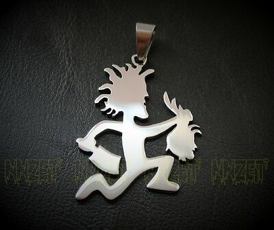 hangman hatchetman with  girl head charm juggalo juggalette  ICP  sale price