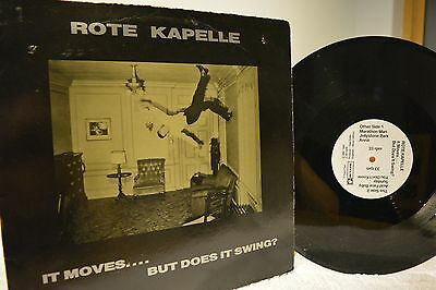 Rote Kapelle - It moves but does it swing?