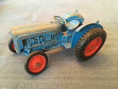 cresent toy co tractor 130mm in length