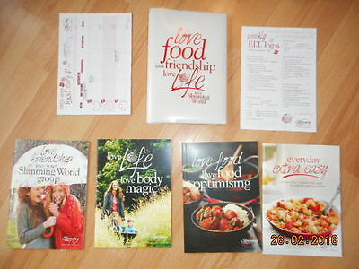 Slimming World New Member Starter Pack Great Condition Free Uk Postage