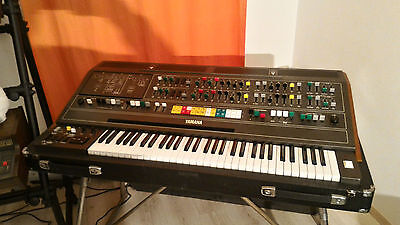 Yamaha CS80 synth synthesizer