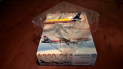 Air Jamaica Airbus A320 1:400 Scale Diecast Model