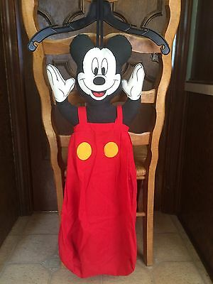 Mickey Mouse Vintage Infant Hanging Diaper Bag Organizer New Unused