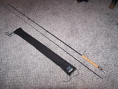 DAIWA ALLTMOR FLY ROD-9ft-6ins MADE IN SCOTLAND