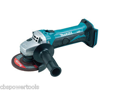 Makita DGA452Z 18v 115mm Angle Grinder (Body Only) **Brand New**