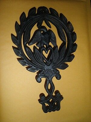 Wilton Cast Iron Trivet