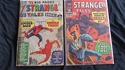 Strange Tales #148 and Annual #2