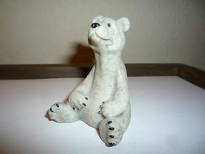 Darling Small Quarry Critters Boo Baby Bear 2007 Nature Design