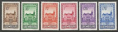 1936 Luxembourg Mounted Mint