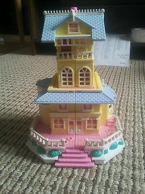 Polly Pocket Victorian Clubhouse