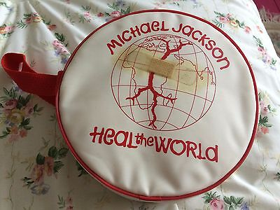 "Michael Jackson ""Mega Rare"" Promo Heal The World- First Aid Kit 1992"