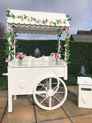 Candy Cart Sweet Cart Trolley HIRE! FOR HIRE ONLY