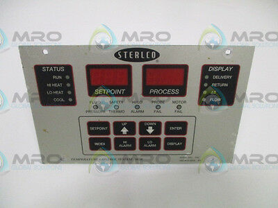 Sterlco M2B Temperature Control System *used*