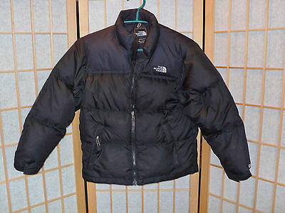 24c42f4ab6 THE NORTH FACE Jacket With 600 Down Insulation Boys Size M M ...
