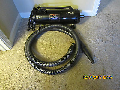 Air Force Master Blaster MB-3CD 4.0+4.0 Car and Bike Dryer ,Used Very little