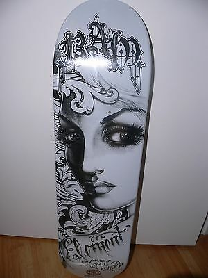 Element Deck Skateboard Bam Margera Kat Von D RARE & BRAND NEW