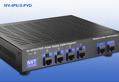 ☆Brand New☆Nv-4Ps10-Pvd 4 Channel Power Supply Cable Integrator Hub☆