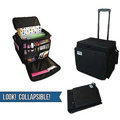 GoGo Crafter - Rolling Tote - 200 Series, Mobile Storage, Organizer
