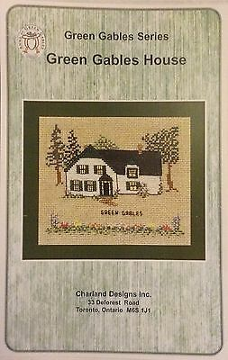 Anne of Green Gables House Cross Stitch Pattern Brand New