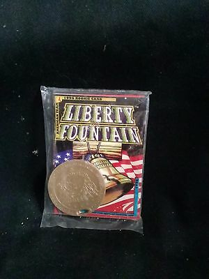 1996 Freedom Fireworks Liberty Fountain Rookie Cards #266