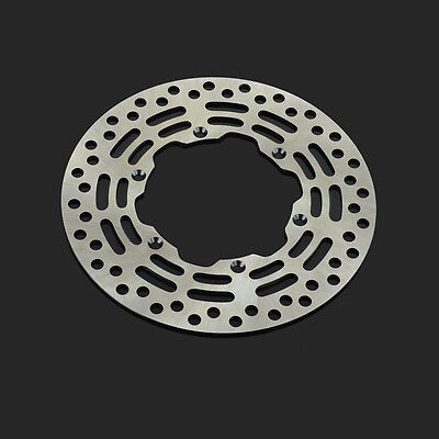 Front Brake Disc Rotor Steel For Suzuki RM125CC RM250CC RMX250 DRZ250 DRZ400S/E