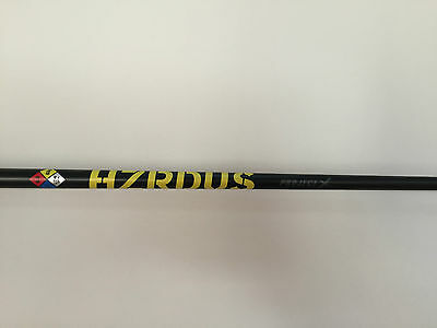 BRAND NEW Project X 6.0 HZRDUS Yellow 3W Shaft W/ Taylormade 2017 M1 Adapter