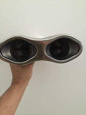 Range Rover Sport Custom Stainless Steel Tailpipes  Exhaust
