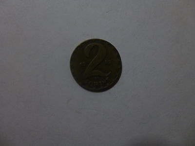 Old Hungary Coin - 1982 2 Forint - Circulated