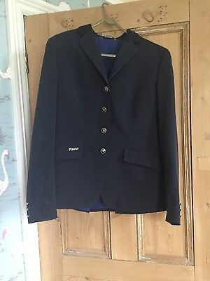pikeur competition jacket navy